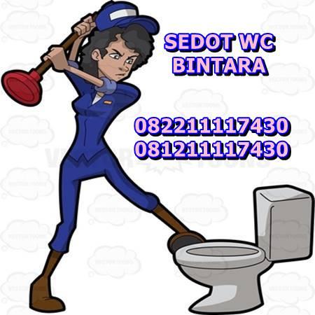 SEDOT WC BINTARA