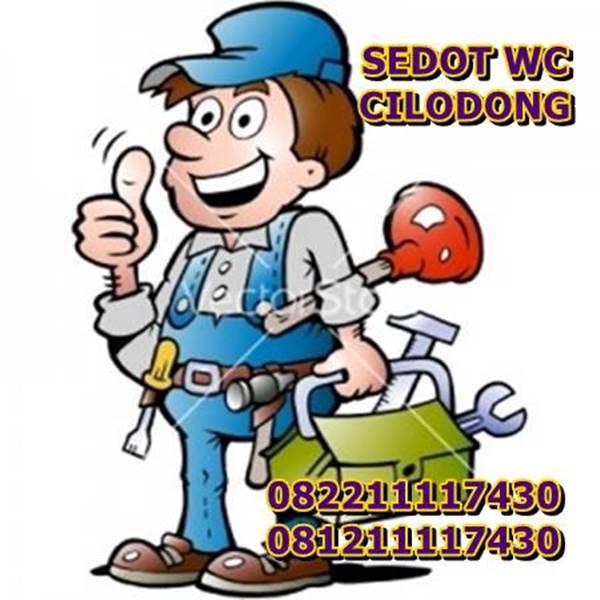 SEDOT WC CILODONG