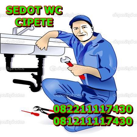 SEDOT WC CIPETE