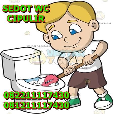SEDOT WC CIPULIR
