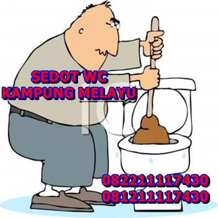 SEDOT WC KAMPUNG MELAYU