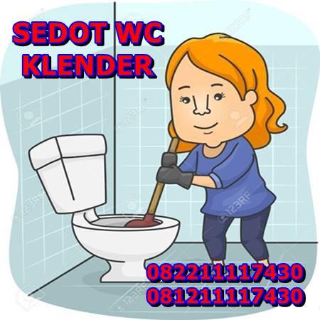 SEDOT WC KLENDER