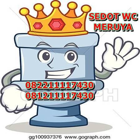 SEDOT WC MERUYA