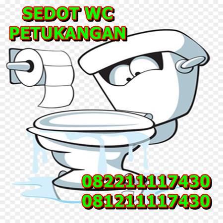 SEDOT WC PETUKANGAN