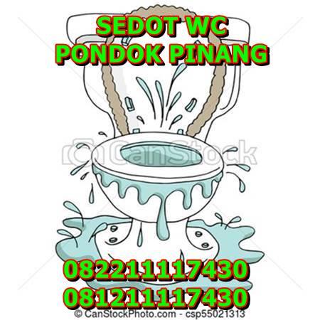 SEDOT WC PONDOK PINANG