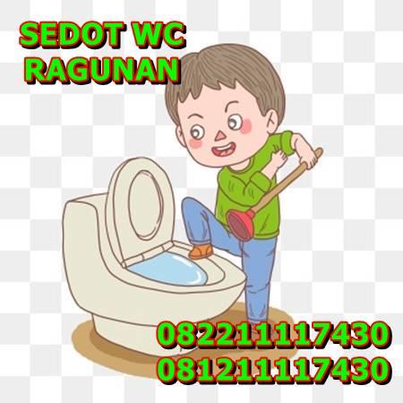 SEDOT WC RAGUNAN