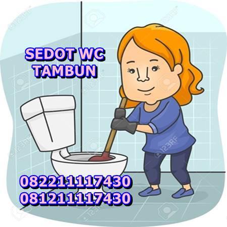 SEDOT WC TAMBUN