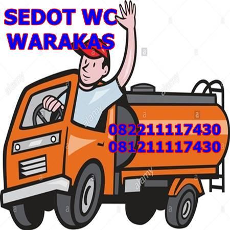SEDOT WC WARAKAS