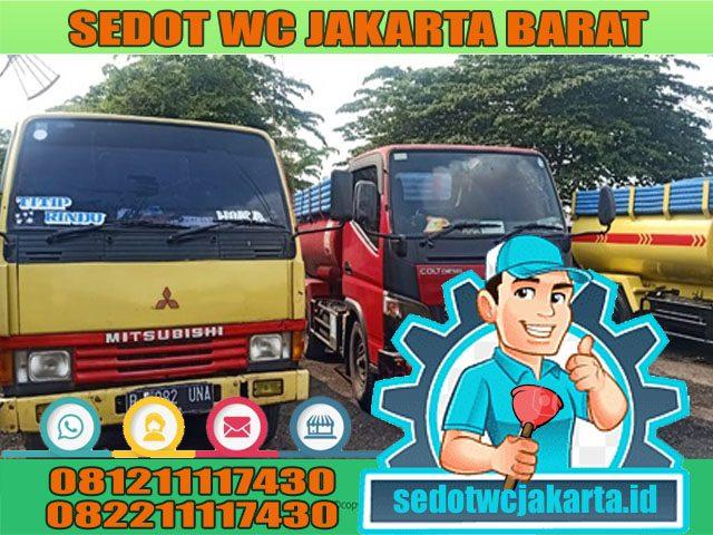 Sedot WC Jakarta Barat