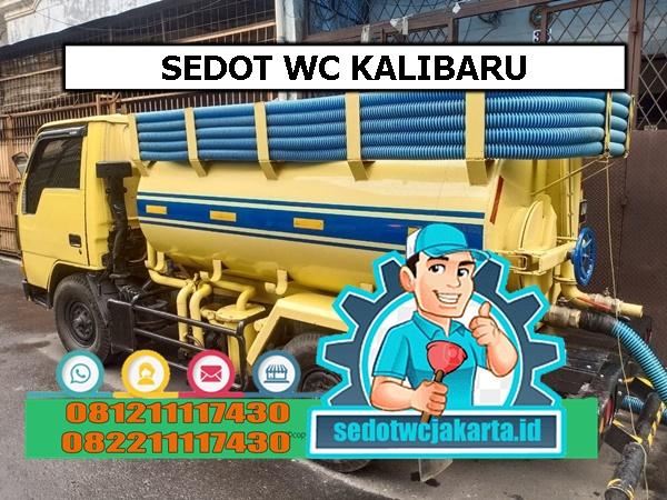 Jasa Sedot WC Kalibaru