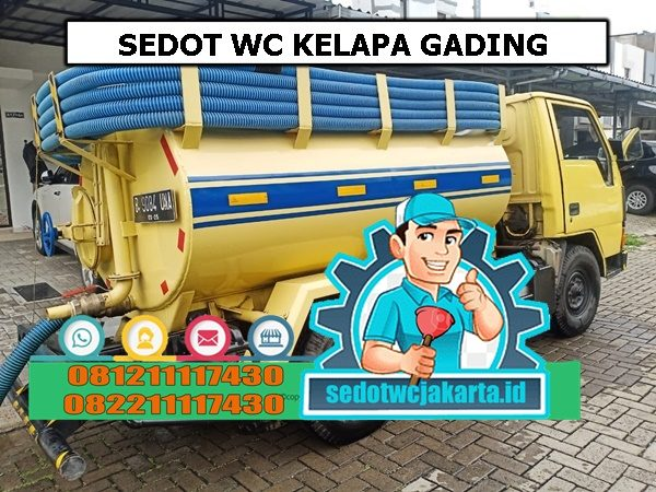 SEDOT WC KELAPA GADING