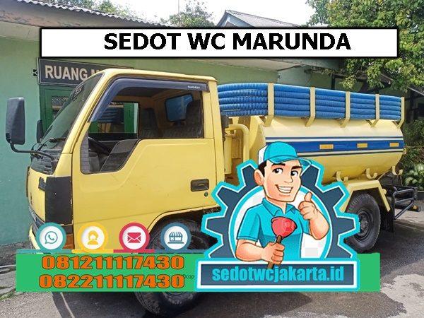 Jasa Sedot WC Marunda